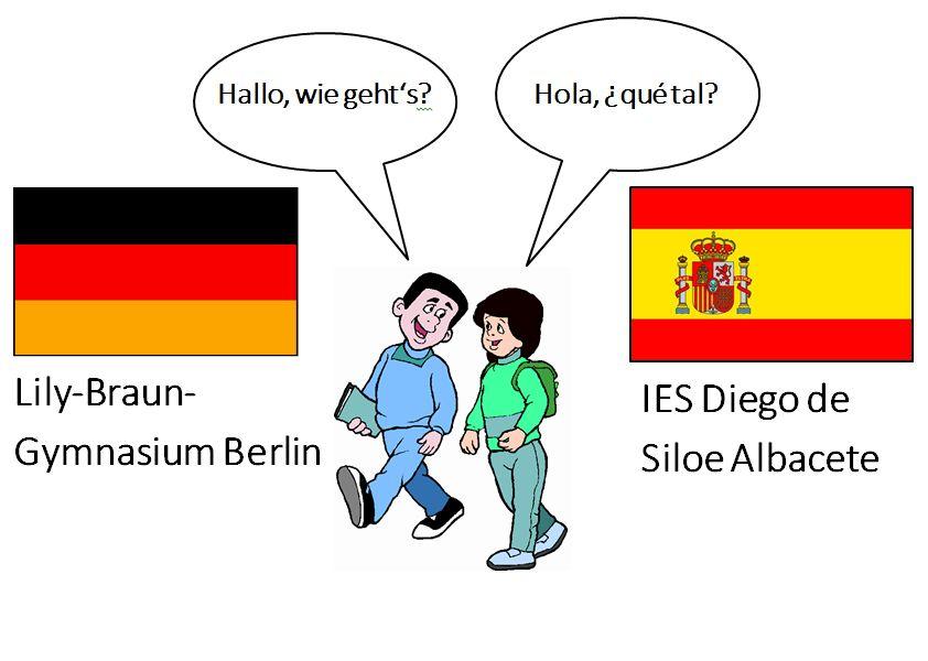Spanier kennenlernen in berlin